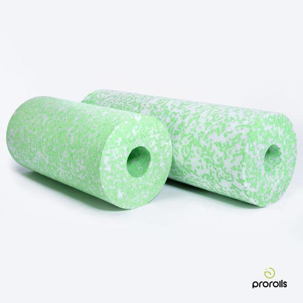 Массажный ролл мягкий BLACKROLL® MED 45 см Белый-Зеленый