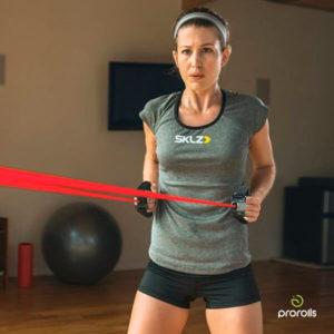 Набор для тренировок с силовыми тросами SKLZ RESISTANCE CABLE SET