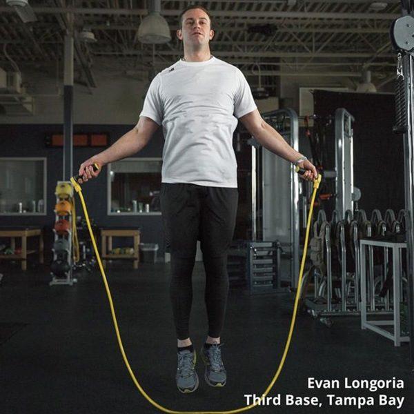 Утяжеленная скакалка (набор) SKLZ WEIGHTED JUMP ROPE